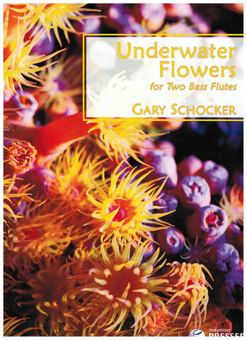 Schocker, Gary: Underwater Flowers