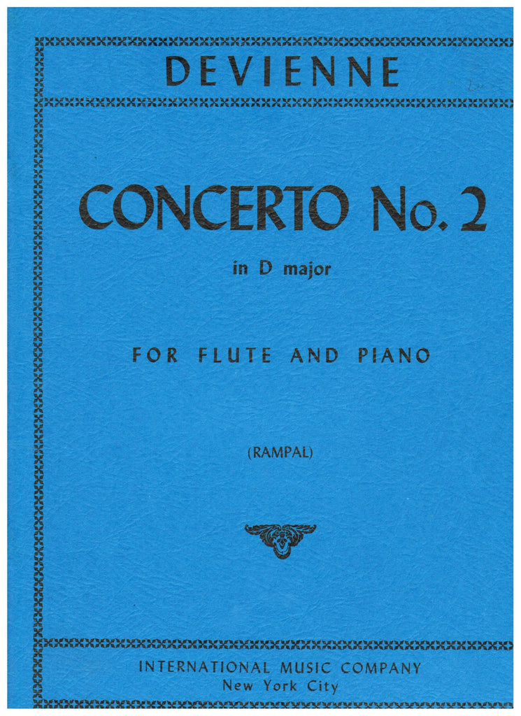 Devienne: Concerto No. 2 in D Major