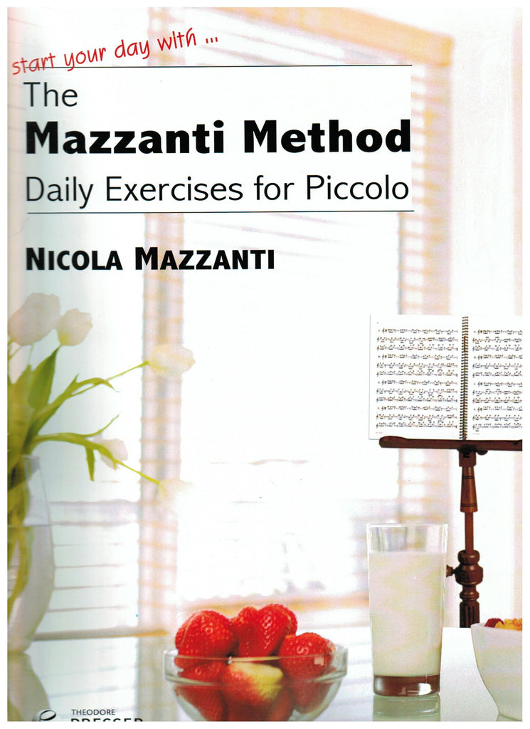 The Mazzanti Method for Piccolo