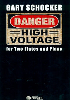 Schocker, Gary : Danger High Voltage