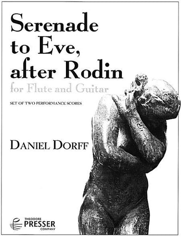 Dorff, Daniel :  Serenade to Eve, after Rodin