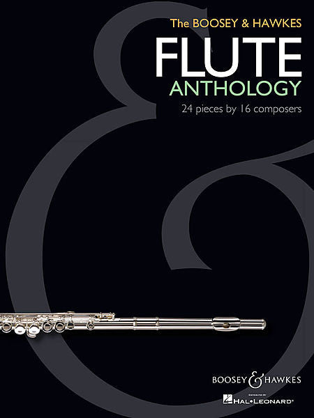 The Boosey and Hawkes Flute Anthology