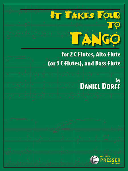 Dorff, Daniel : It takes Four to Tango