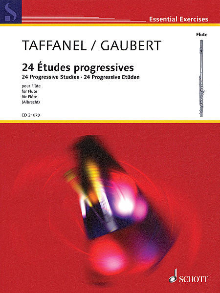 Taffanel/Gaubert-24 Progressive Studies