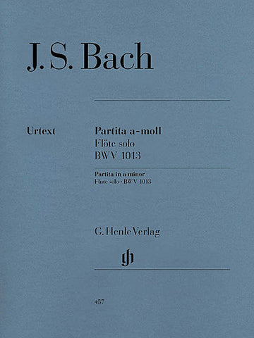 Bach, Johann Sebastian : Partita in A Minor