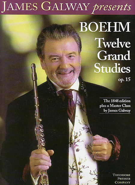 Boehm-12 Grand Studies Op. 15