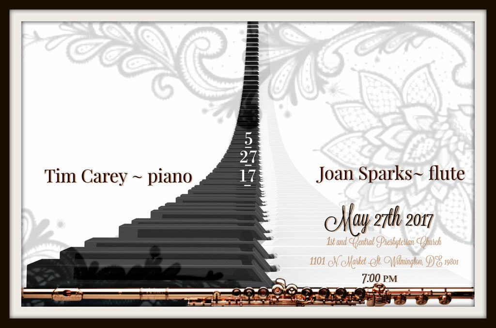 Joan Sparks | Tim Carey : Concert Series May 27th 2017