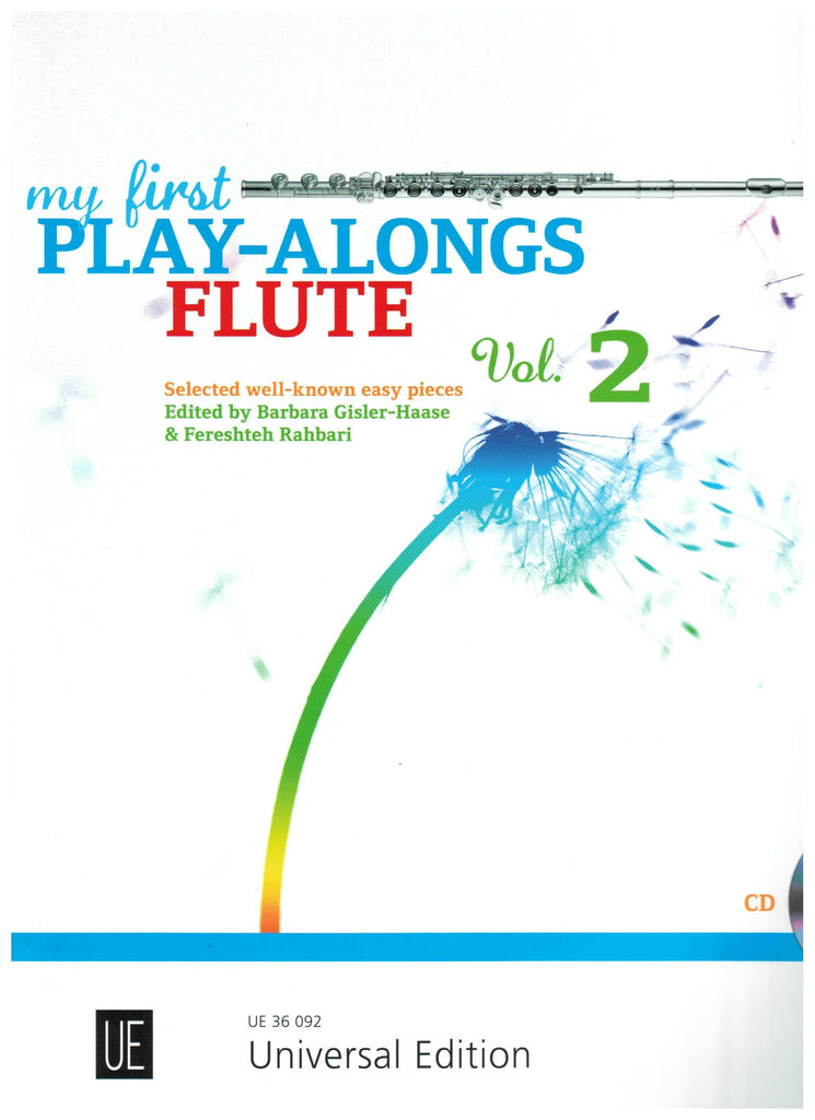 My First Play-Alongs for Flute Vol. 2