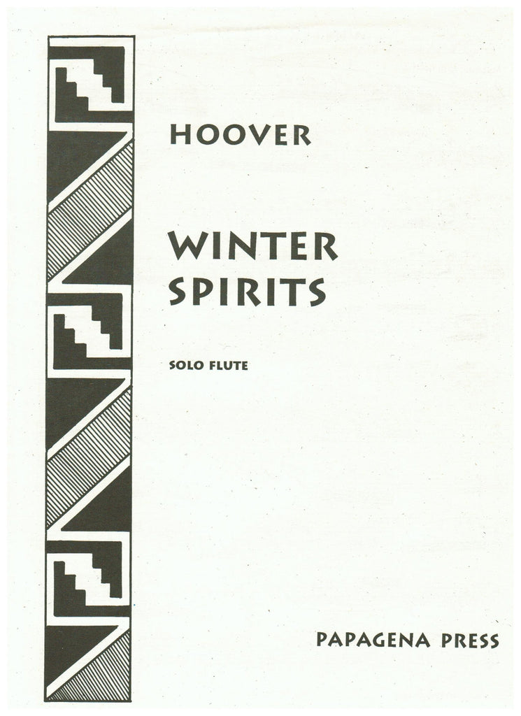 Hoover, Katherine : Winter Spirits