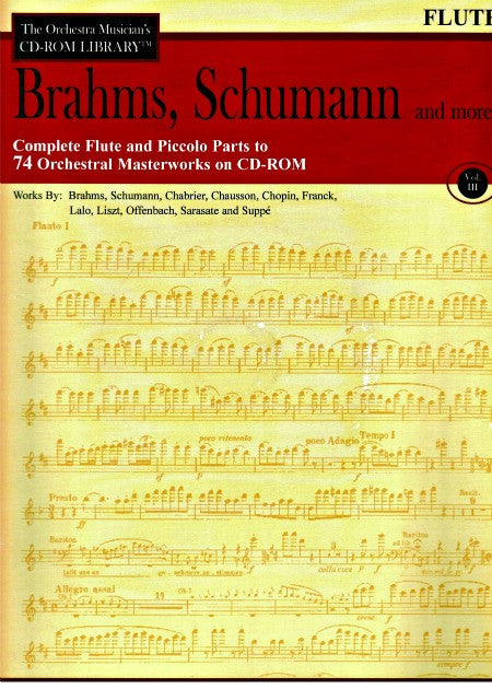 Orchestra Musician's CD-Rom Library Vol. 3