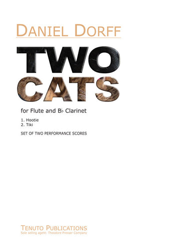 Dorff, Daniel: Two Cats