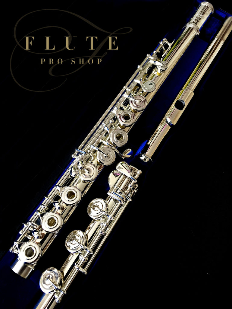 Wm. S. Haynes James Galway Edition Q Series Flute  No. 4290