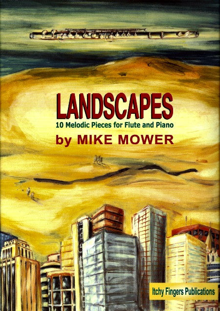 Mike Mower-Landscapes