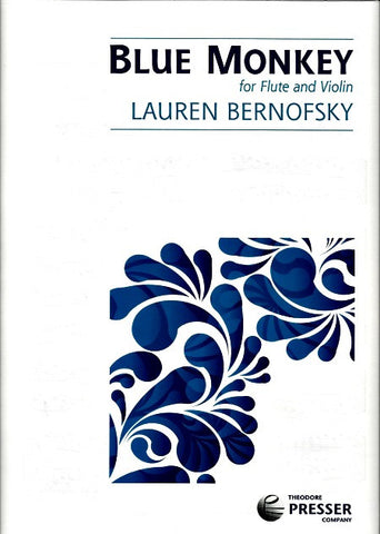 Bernofsky, Lauren : Blue Monkey