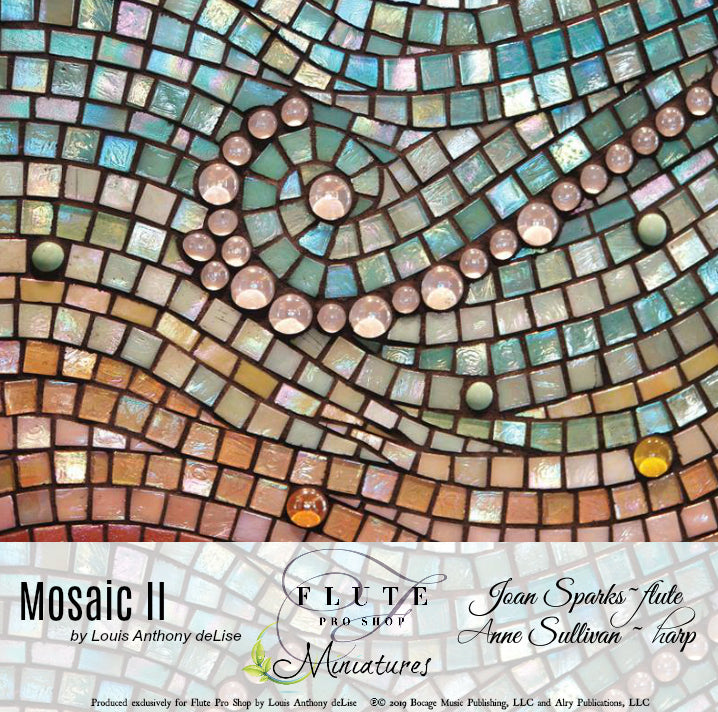 Mosaic II by Louis Anthony deLise