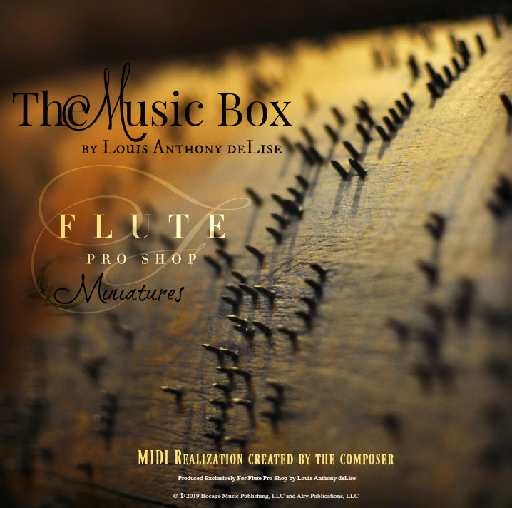 The Music Box by Louis Anthony deLise