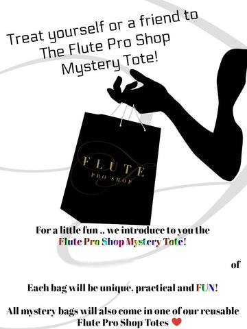 Flute Pro Shop Mystery Tote for Harmony Flutes