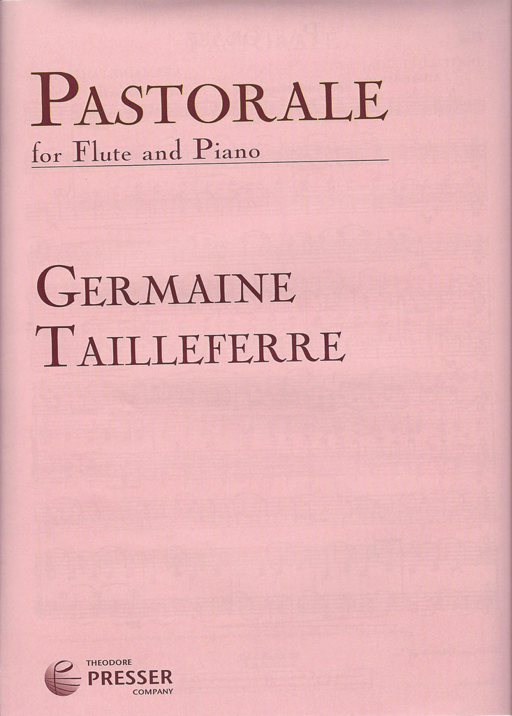 Tailleferre, Germaine : Pastorale