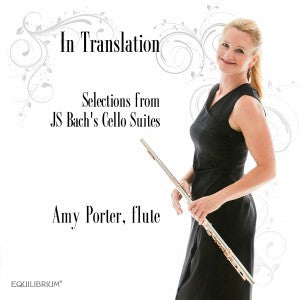 Amy Porter CD- Bach In Translation