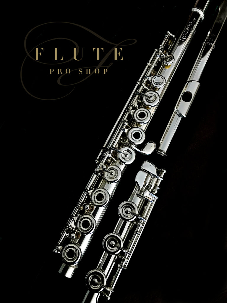 Resona 300 by Burkart Flute No. 30096