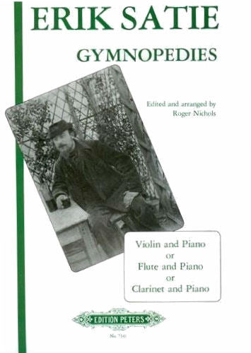 Satie, Erik :Gymnopedies
