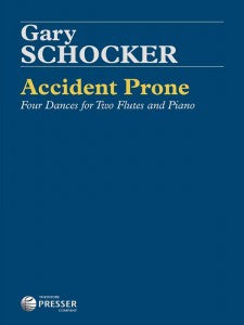 Schocker, Gary : Accident Prone