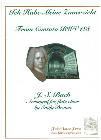 Bach -Sinphonia from Cantata No. 29