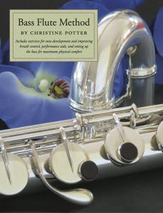 Potter, Chris : Bass Flute Method