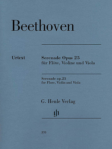 Beethoven, Ludwig : Serenade in D Major Op. 41