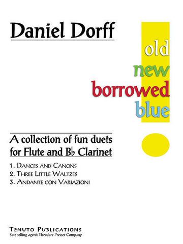 Dorff, Daniel : Old New Borrowed Blue