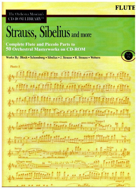 Orchestra Musician's CD-Rom Library Vol. 9