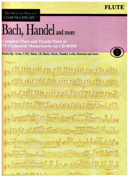 Orchestra Musician's CD-Rom Library Vol. 10