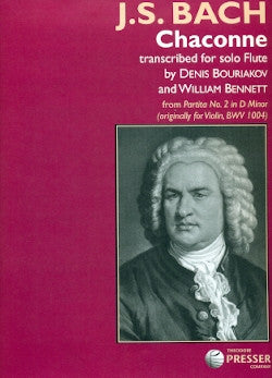 Bach, J.S. : Chaconne
