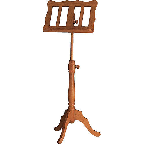 Wooden Music Stand (Cherry)