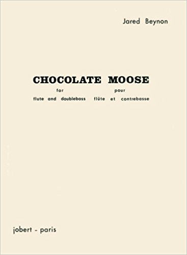 Beynon, Jared : Chocolate Moose