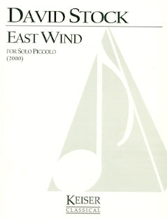 Stock, David : East Wind