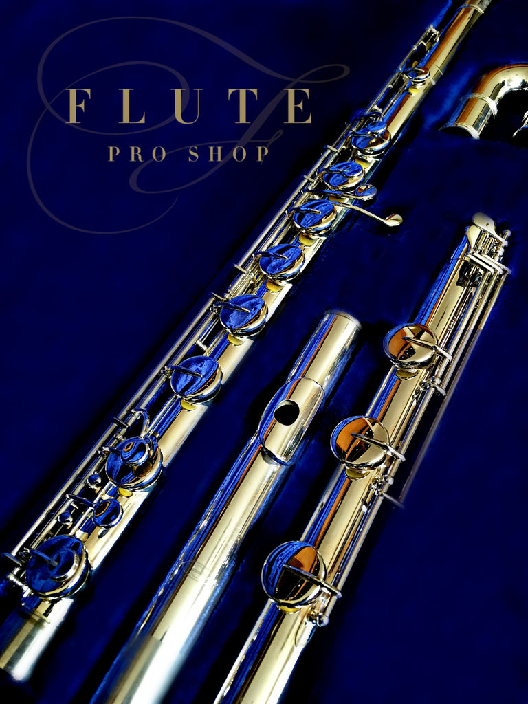 Robert Dick Emerson Bass Flute No. 12943