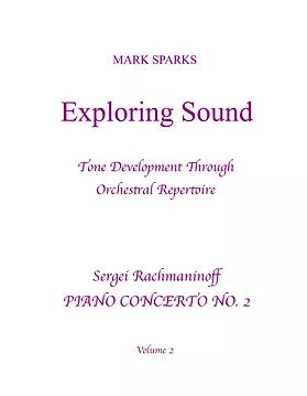 Sparks, Mark : Exploring Sound Vol. 2