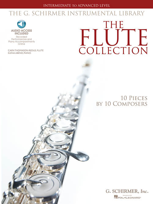 The Flute Collection : Intermediate to Advanced Level