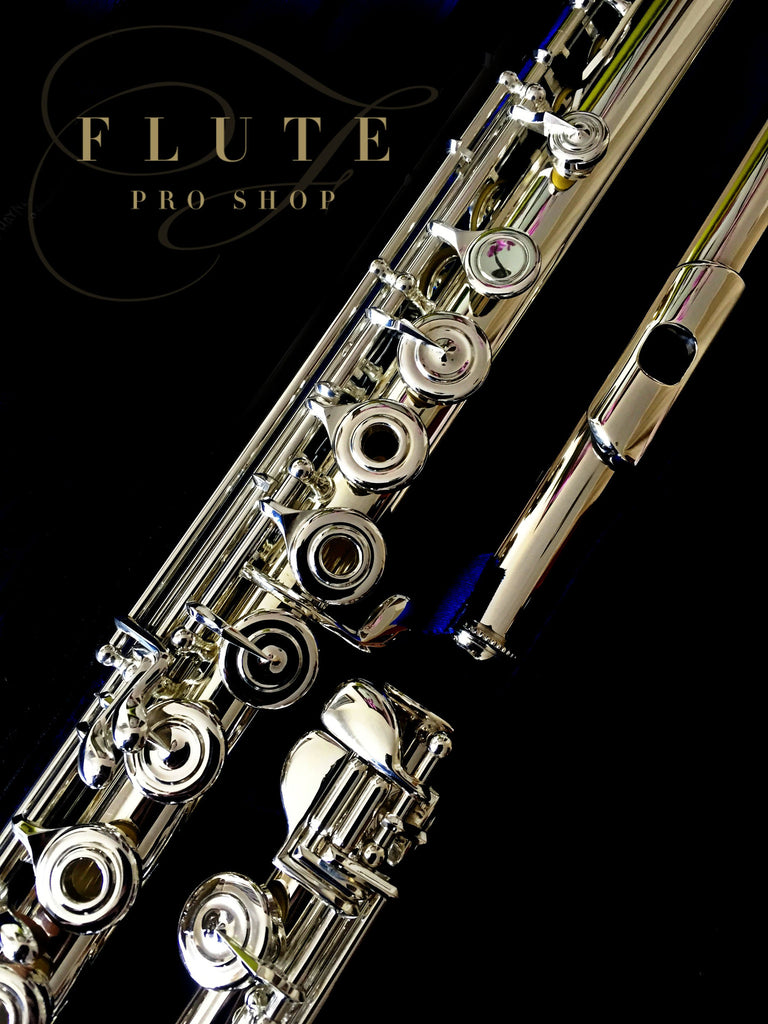 Wm. S. Haynes James Galway Edition Q Series Flute  No. 4291