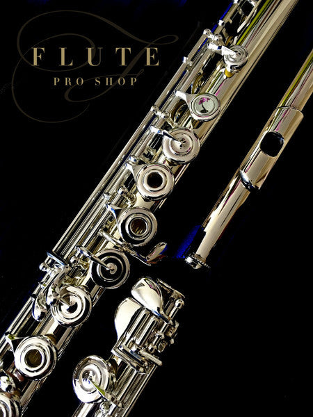 Wm. S. Haynes James Galway Edition Q Series Flute  No. 4546