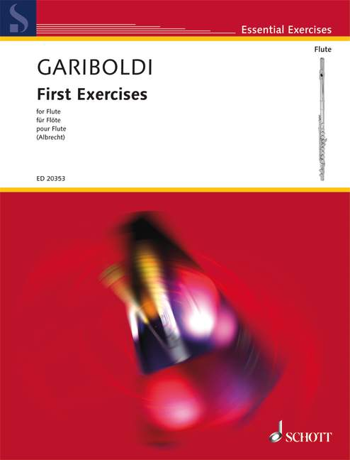Gariboldi, Giuseppe : First Exercises