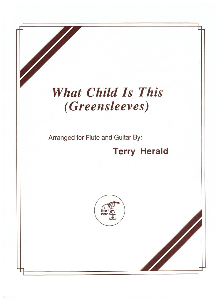 Terry Herald - What Child Is This (Greensleeves)