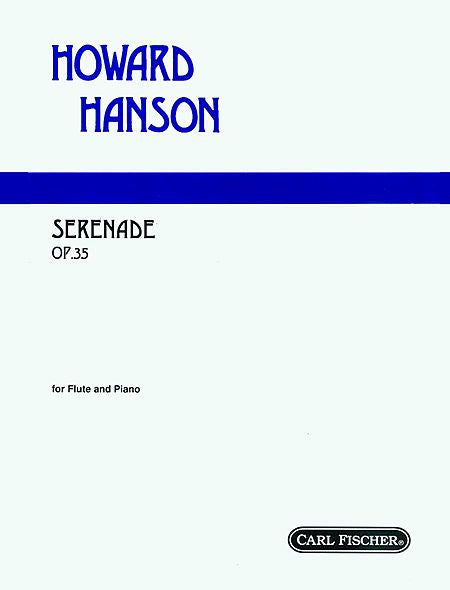 Hanson, Howard : Serenade Op. 35