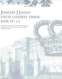 Haydn, Joseph : Four London Trios HOB IV: 1-4