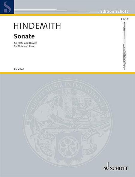 Hindemith, Paul : Sonate