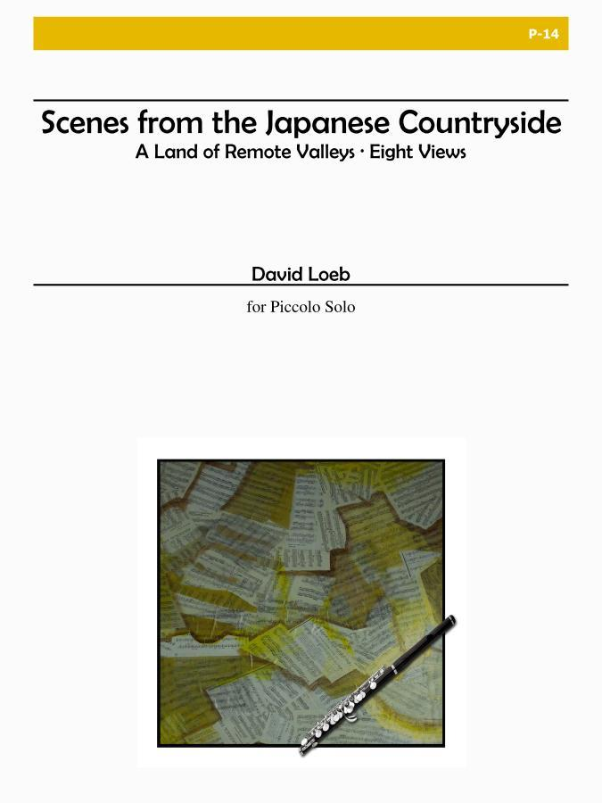 Loeb, David : Scenes from the Japanese Countryside