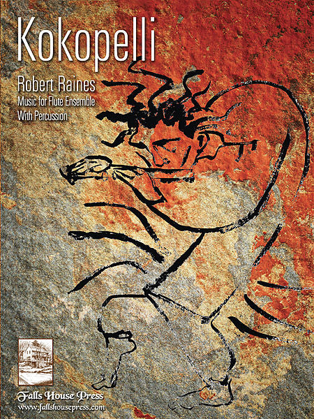 Robert Raines: Kokopelli