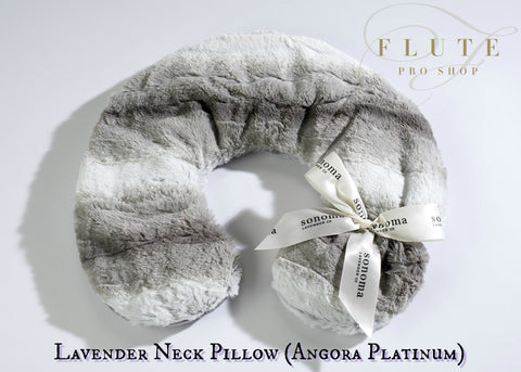 Heated Lavender Spa Neck Pillow