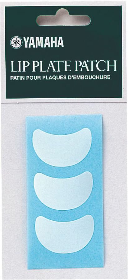 Flute Lip Plate Patches